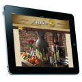 Aliada Restaurant Website